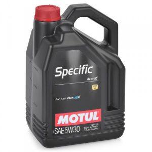 SPECIFIC 100% cинтетические масла